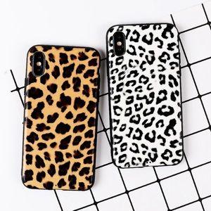 Leopard Print iPhone XS Max Case